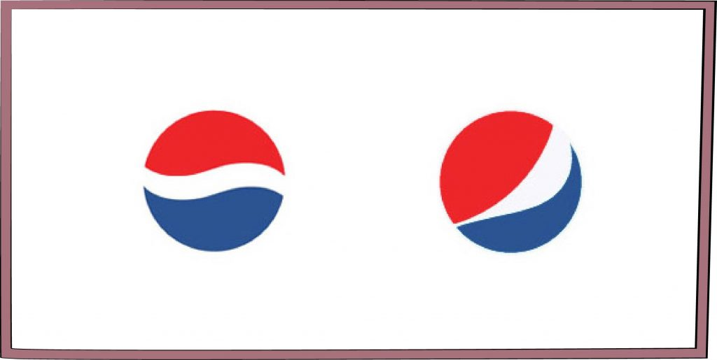 Colossal Pepsi logo fail